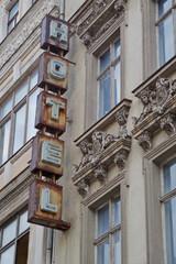 Abandoned hotel in Goerlitz