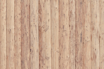 Fence from untreated wooden boards