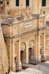 Victoria gate, Malta, Valletta