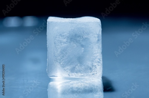Frozen Ice Cube Stock Photo And Royalty Free Images On Fotolia