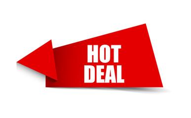 banner hot deal