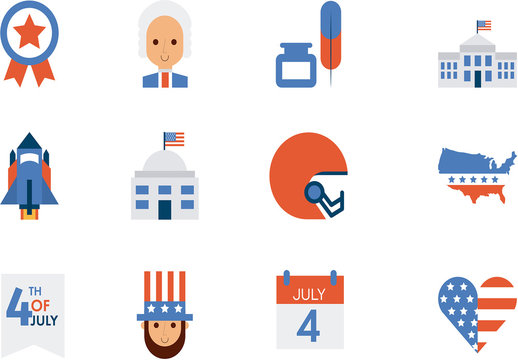 20 American History Icons