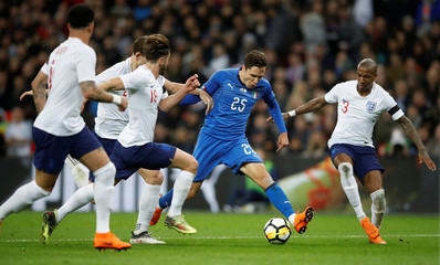 International Friendly - England vs Italy