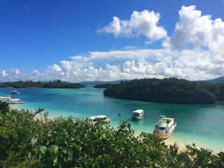 Kabira - Tropical beach – Ishigaki Island – Japan