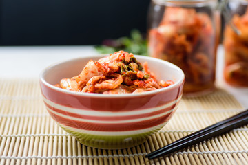 Kimchi cabbage (Korean food)