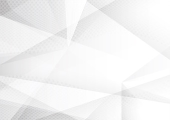 Grey Gradient abstract background vector illustration.