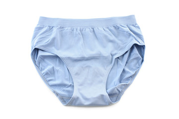 underwear isolated on white background