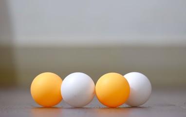 tennis plastic balls