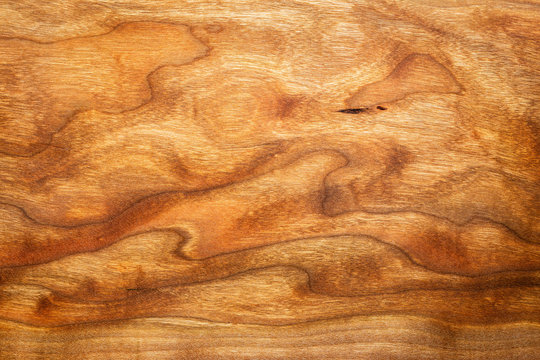 American cherry wood for use as a background