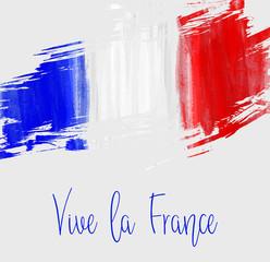 Vive la France background