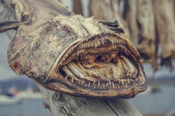 dried monkfish