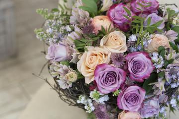 Красивые цветы крупным планом
