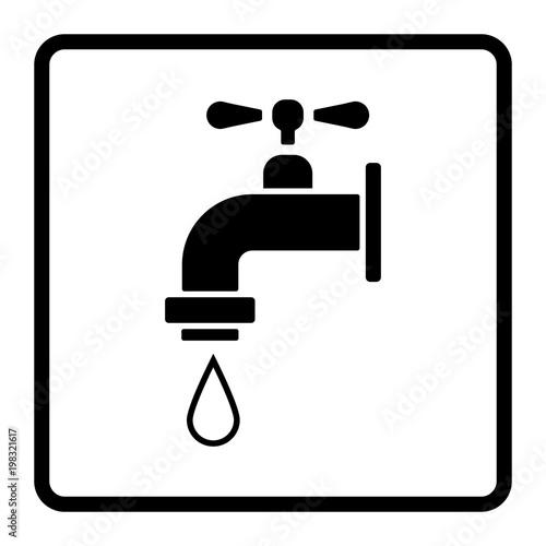 Wc Toiletten Icon Hände Waschen Stockfotos Und Lizenzfreie