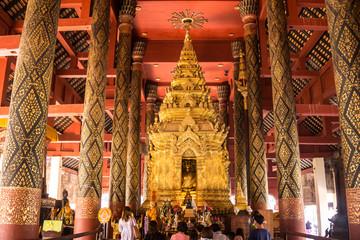 Wat Phra That Lampang Luang.Lampang Province,Thailand