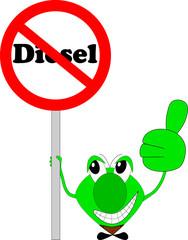Für Dieselfahrverbot