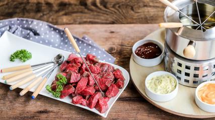fondue bourguignonne et caquelon 7