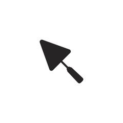 trowel icon. sign design