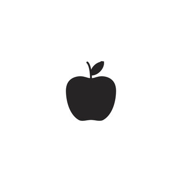 apple icon. sign design