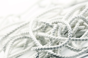Frayed Rope Drawing