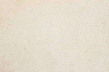 Texture of light ecological cream paper, background for design with copy space text or image....