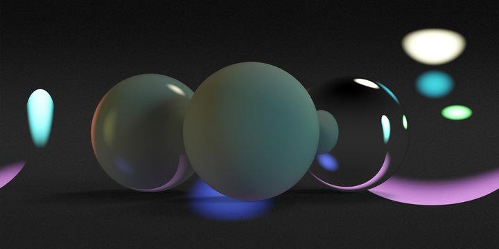Jewelry product light (rainbow)