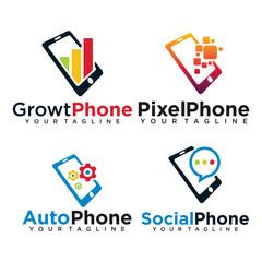 phone set logo