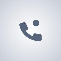 Call icon, Telephone icon