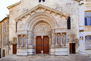 アルルのサン・トロフィーム教会