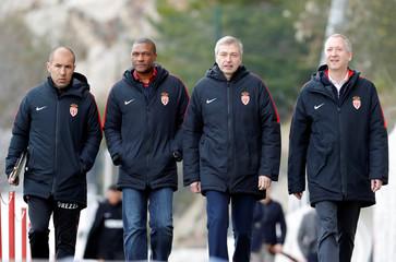 AS Monaco Training