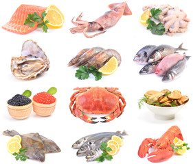 Seafood for every taste