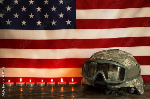 US Army kevlar combat helmet c3a6aadf25c