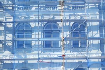 Baustelle, Altbau, Fenster
