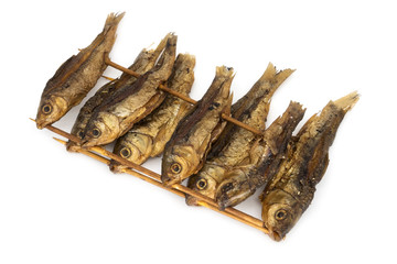 Barbecue Fisch