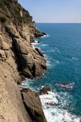 scogliera di Portofino - Liguria