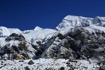 Annapurna Sanctuary, Annapurna Conservation Area, Himalayas, Nepal