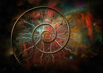 Spiral of time