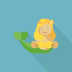 Mermaid-illustration