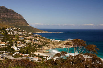 On the way to the Cape of Good Hope