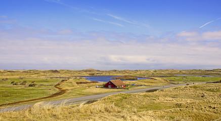 Dünenlandschaft von Norderney 2