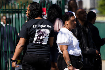 News: Stephon Clark Funeral