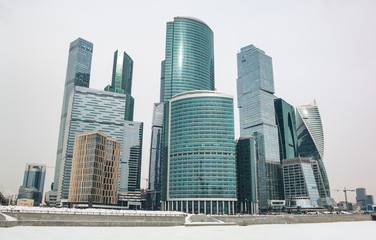 Moscow City IV