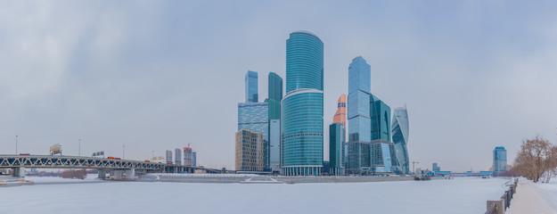 Moscow City II