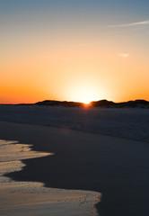 Emerald Coast Florida Beach Sunset