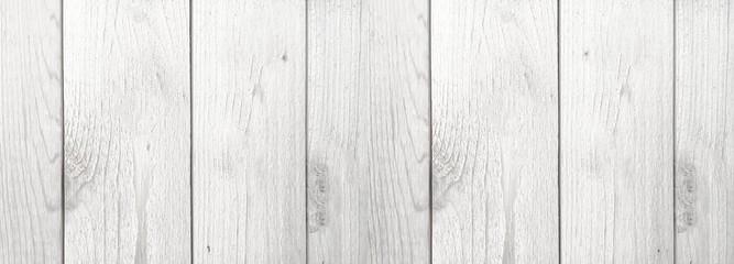 Whitewashed Wood Grain Farmhouse Style Shiplap Background Texture, Horizontal