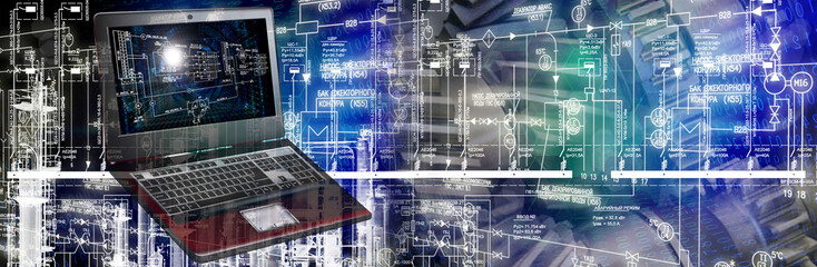 Innovation industrial computer designing technology