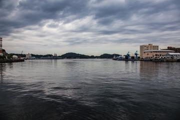 Yokosuka waterfront