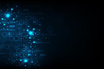 The world of digital computing.