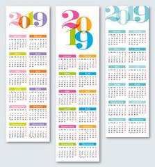 2019-Calendrier marque-page-2