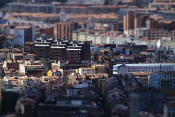 Spoed Foto op Canvas Tokyo Bilbao