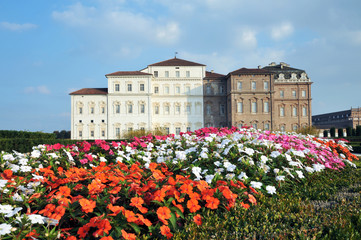 Reggia di Venaria Reale, (Royal Palace) near Turin, Italy